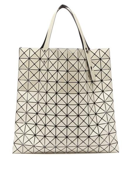 Bao Bao Issey Miyake - Prism Bi Texture Tote Bag - Womens - Beige