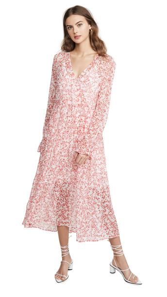 BAUM UND PFERDGARTEN Axelle Dress in cream