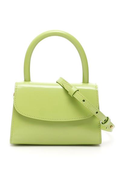 BY FAR Mini Bag in green