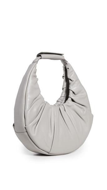 STAUD Soft Moon Bag in gray