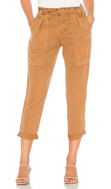 YFB CLOTHING x REVOLVE Jenny Pant in Tan