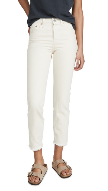 Levi's Wedgie Icon Fit Jeans in neutral