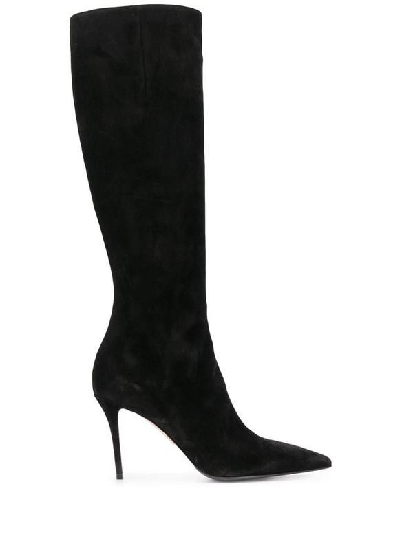 Le Silla Eva knee-length boots in black