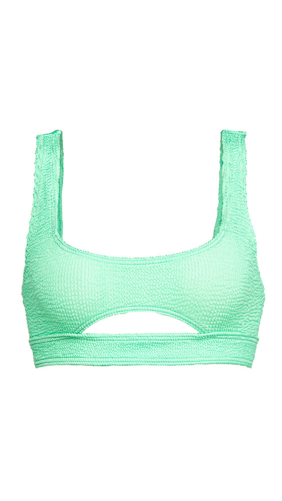 BOUND by bond-eye Australia The Sasha Top in green