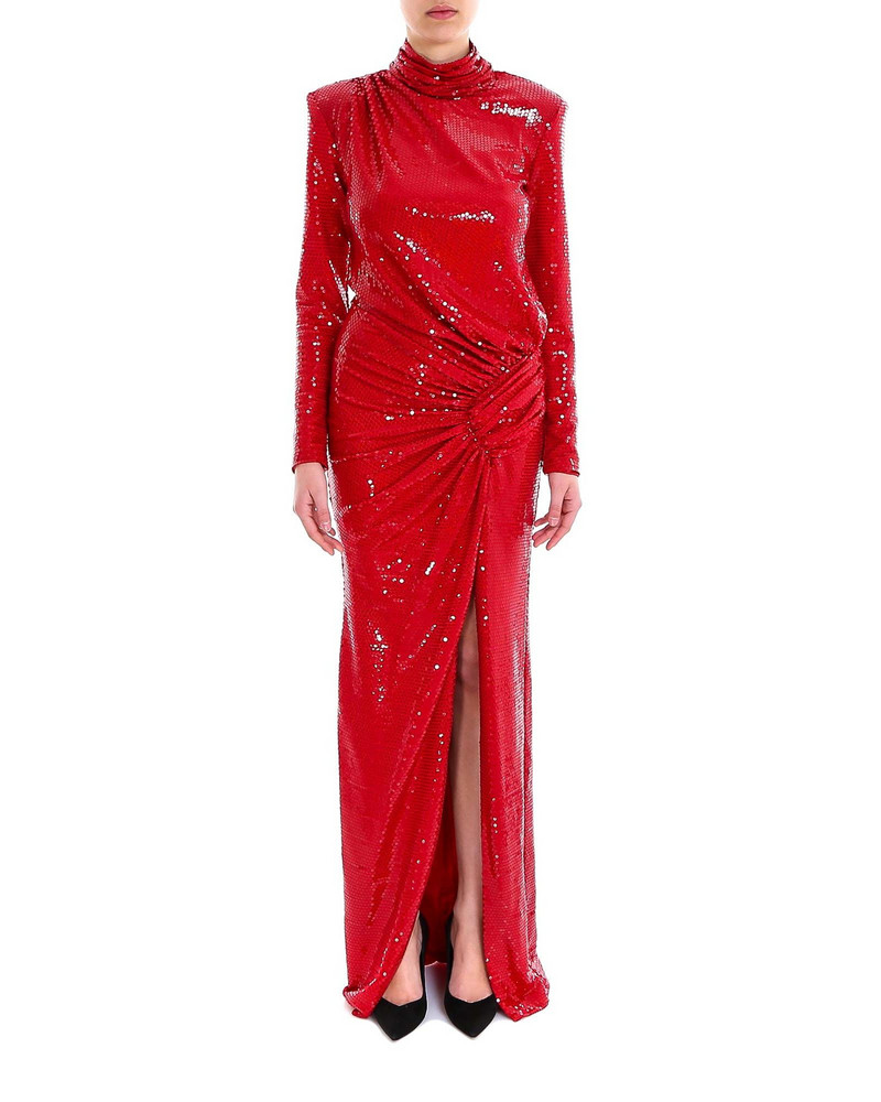 In The Mood For Love Josefina Dress in red