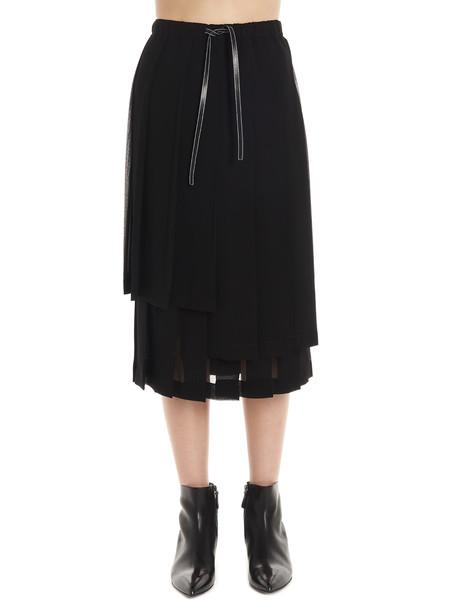 Loewe Skirt in black