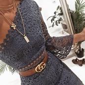 dress,lace,mini,one sleeve,falre,cut-out,steel blue,blue,party dress