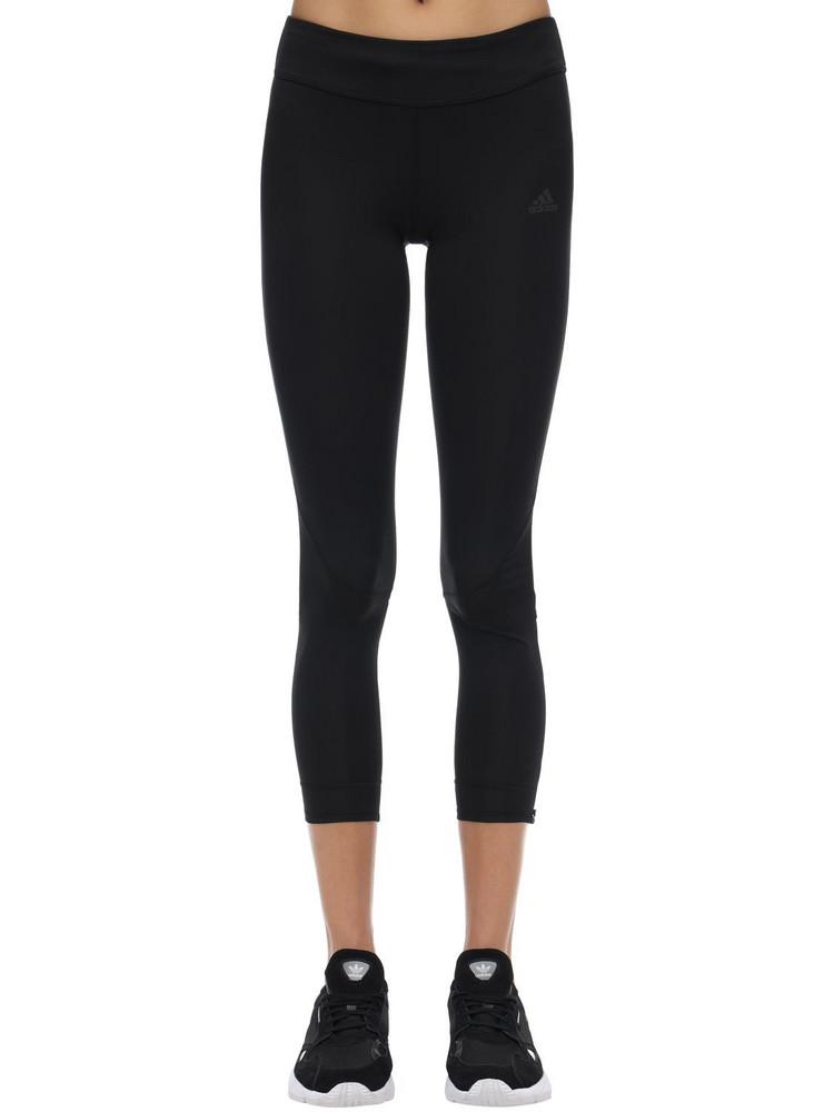 ADIDAS PERFORMANCE Own The Run Running Leggings in black