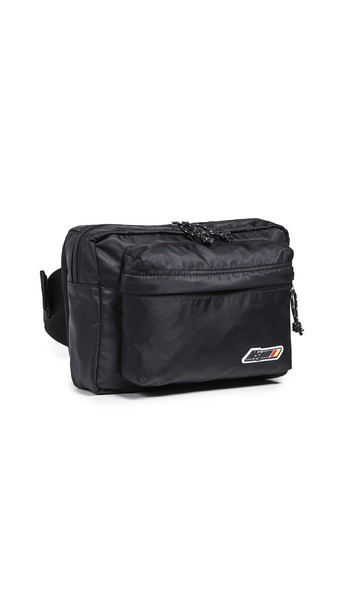 MSGM Marsupio Bum Bag in black