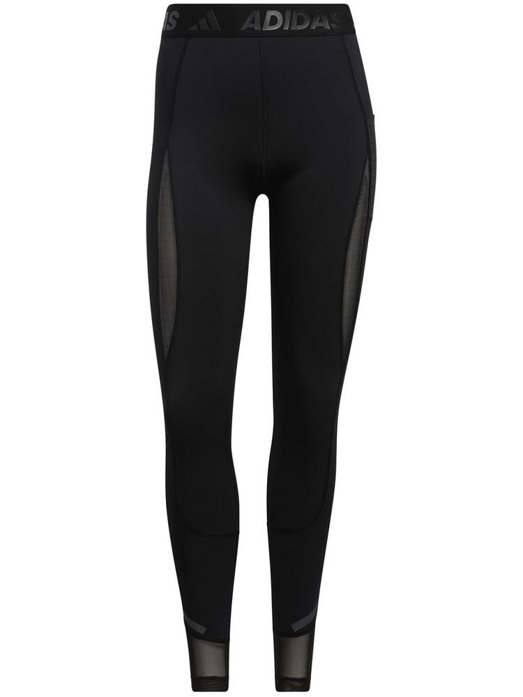 ADIDAS PERFORMANCE Training Heat Ready Leggings in black