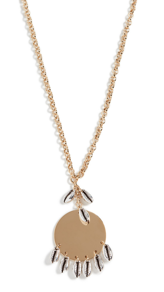 Isabel Marant Amer Necklace in silver