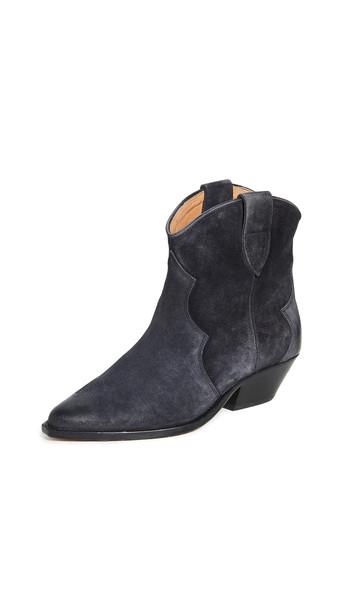 Isabel Marant Dewina Boots in black