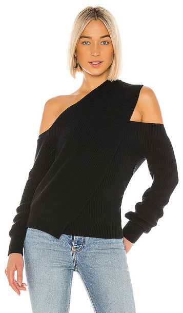 RtA Juliet Sweater in Black