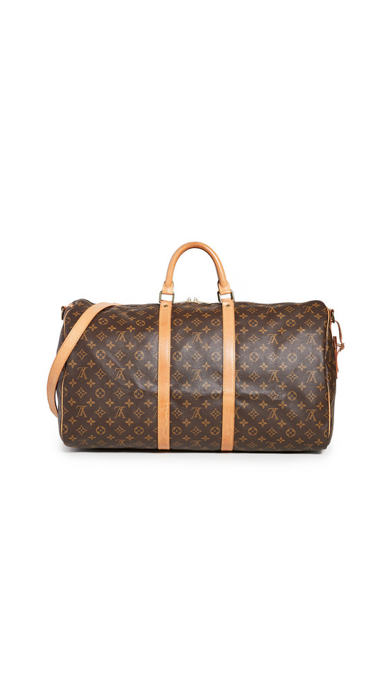 What Goes Around Comes Around Louis Vuitton Monogram Bag in brown