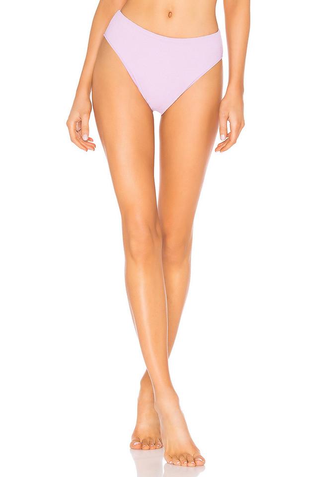 Montce Swim Paula Bikini Bottom in purple