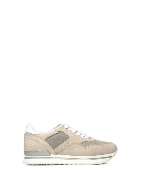 Hogan Hogan H222 Beige Sneakers