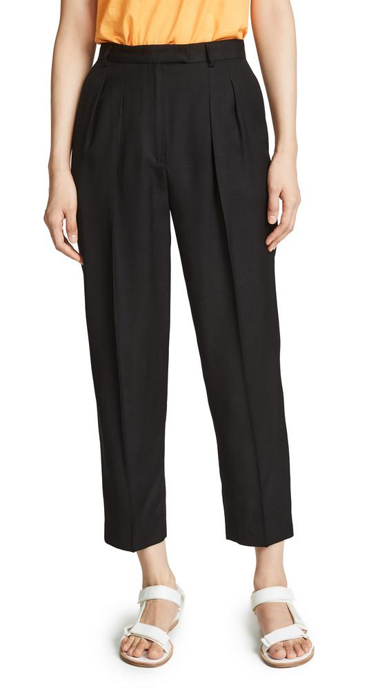A.P.C. A.P.C. Cheryl Pants in noir