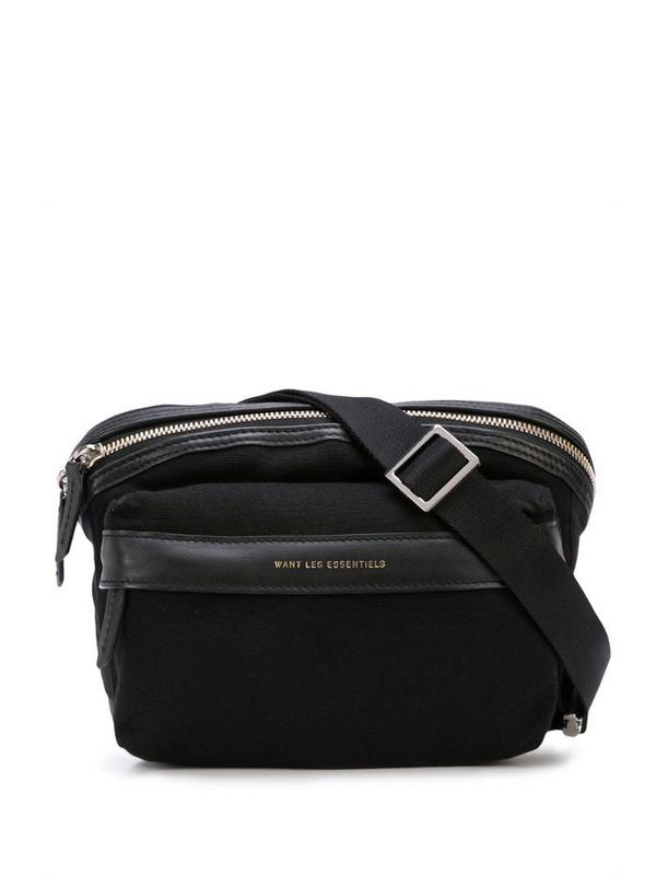 WANT Les Essentiels Tacoma belt bag in black