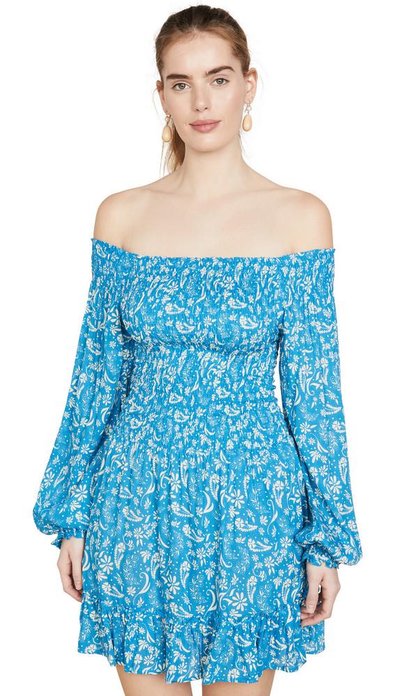 coolchange Stevie Dress in cobalt