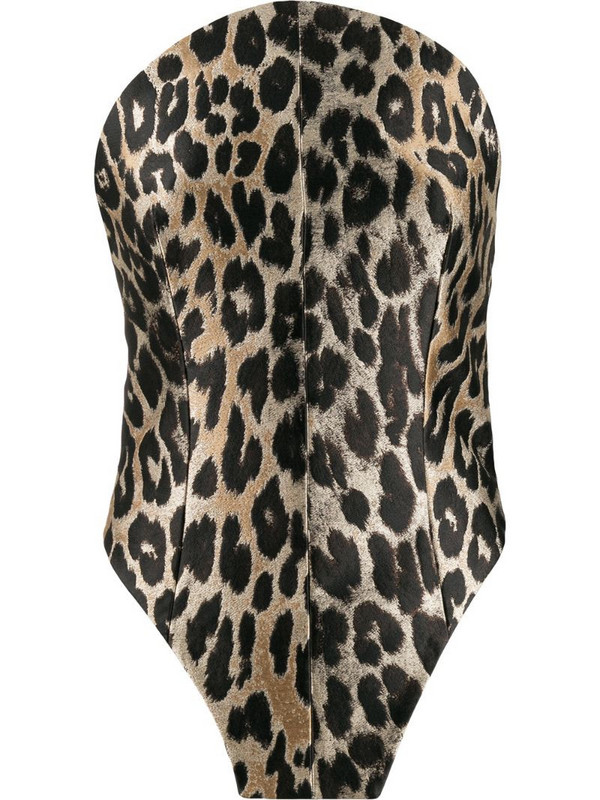 TRE by Natalie Ratabesi Clio corset top in neutrals