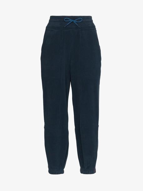 Lndr Ember Side Stripe Sweatpants in blue