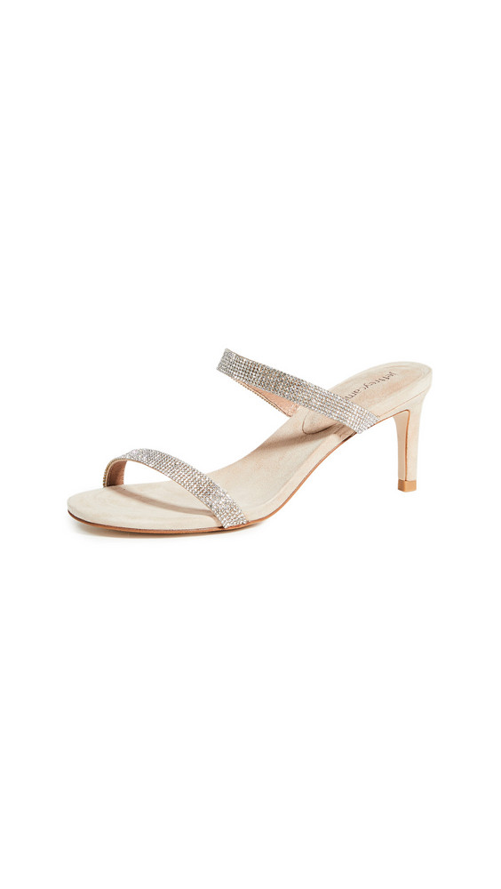 Jeffrey Campbell Royal Double Strap Sandals in tan