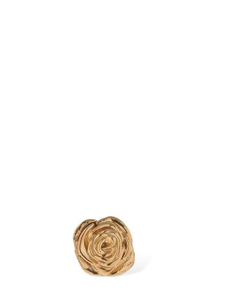 ALANCROCETTI Rose Mono Earring in gold