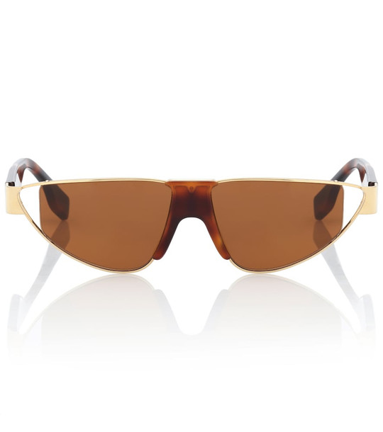 Burberry Exclusive to Mytheresa – cat-eye sunglasses in brown