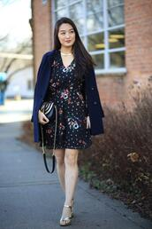 sensible stylista,blogger,dress,bag,shoes,coat,jewels