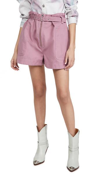 Isabel Marant Etoile Parana Shorts