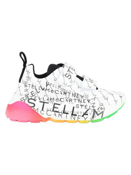 Stella Mccartney Monogramm Eclypse Sneakers in white