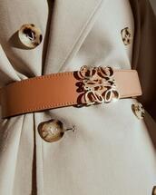 belt,coat