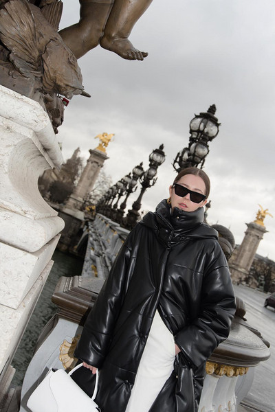 oliviakijo blogger coat pants shoes sunglasses bag jewels
