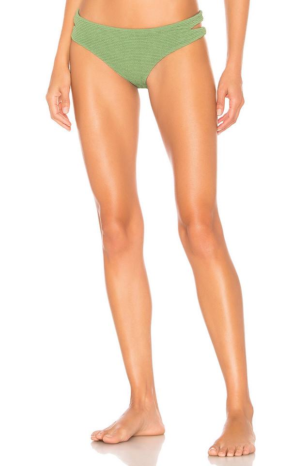 Storm Cottesloe Bikini Bottom in mint