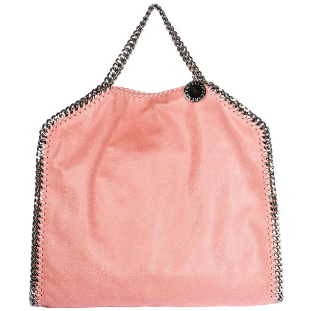 Stella McCartney Handbag Shopping Bag Purse Tote 3chain Falabella Fold Over Shaggy Deer