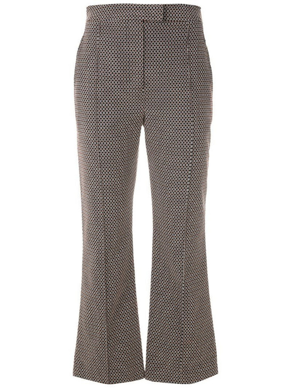 Nk Tiana jacquard trousers
