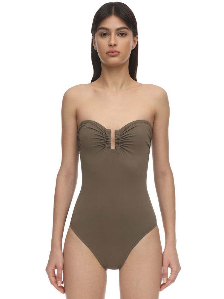 ERES Cassiopee Strapless One Piece Swimsuit