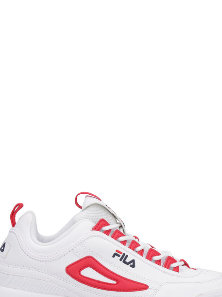 Fila Distruptor Low-top Sneakers in white