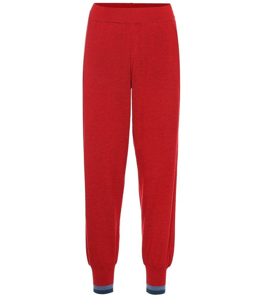 Lndr Chalet merino wool trackpants
