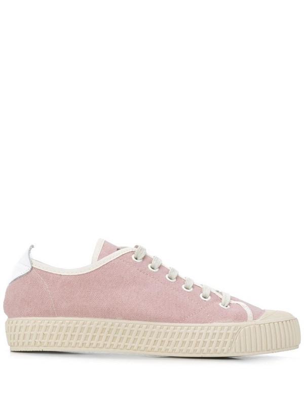 Car Shoe Supernova Sneakers in pink