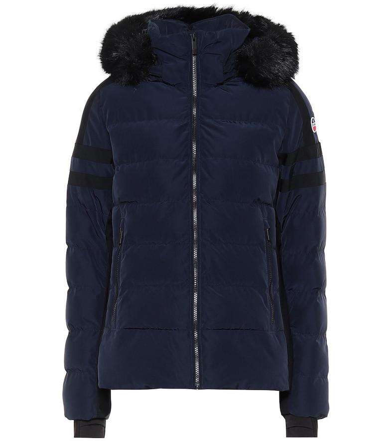 Fusalp Castellane ski jacket in blue