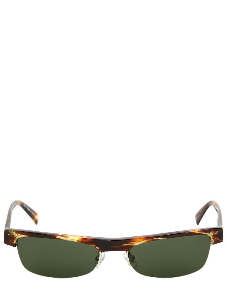 ALAIN MIKLI & ALEXANDRE VAUTHIER Ketti Acetate Sunglasses