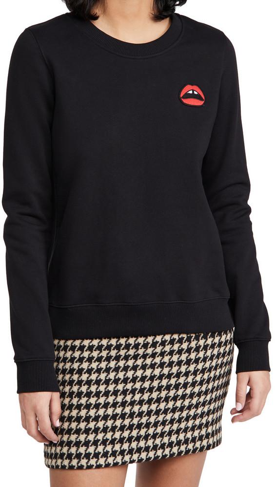 Markus Lupfer Leonie Sweatshirt in black