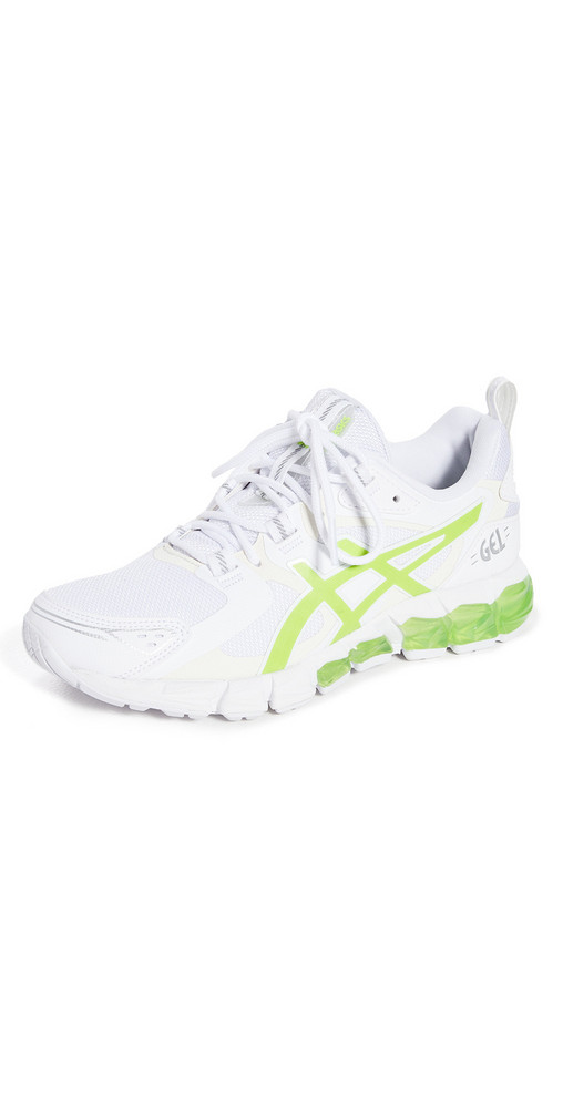 Asics Gel-Quantum 180 Sneakers in green / white