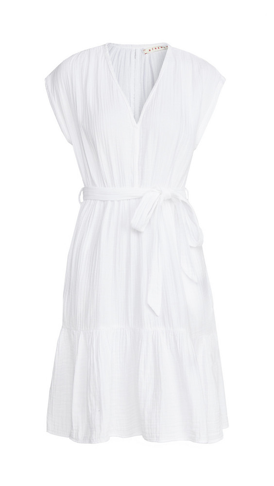 XIRENA Maren Dress in white
