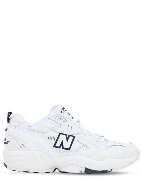 NEW BALANCE 608 Sneakers in white