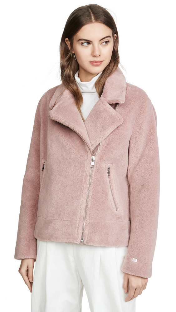 SOIA & KYO Laure Jacket in rose