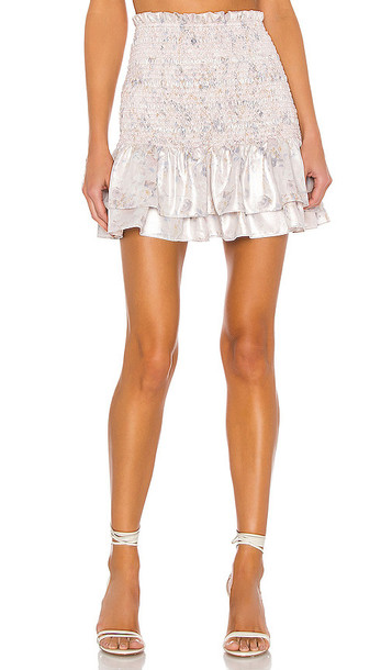 LIKELY Kenzie Skirt in Lavender