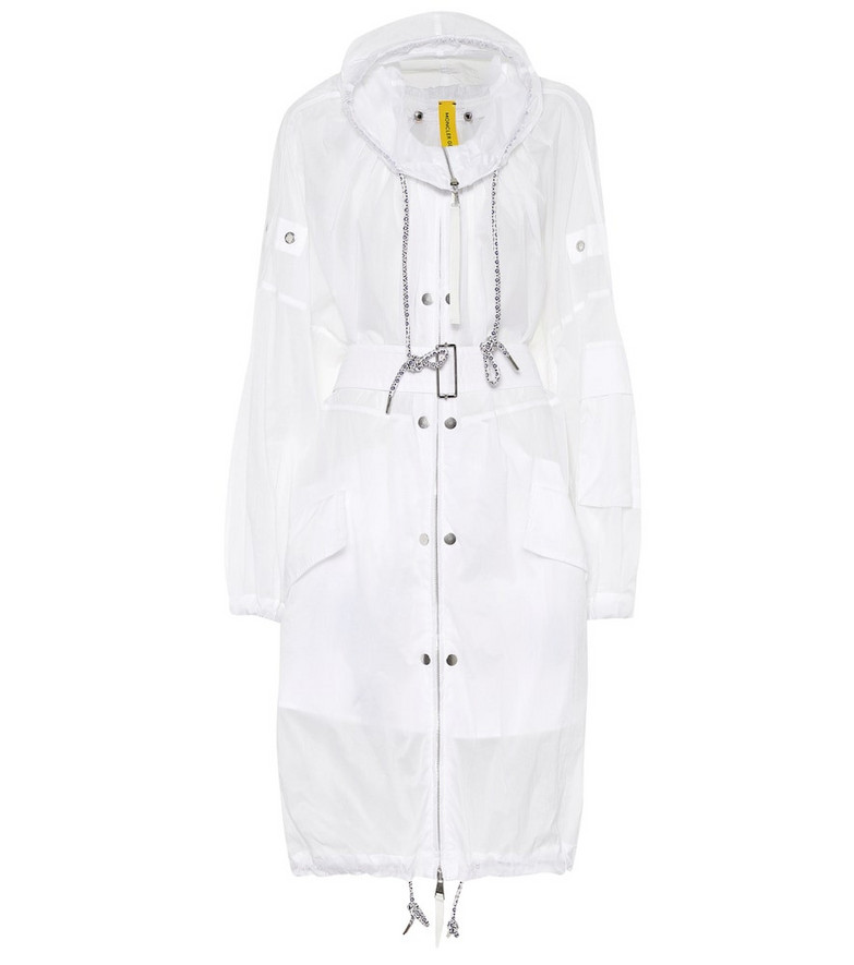 Moncler Genius Exclusive to Mytheresa – 2 MONCLER 1952 Delphinium parka in white