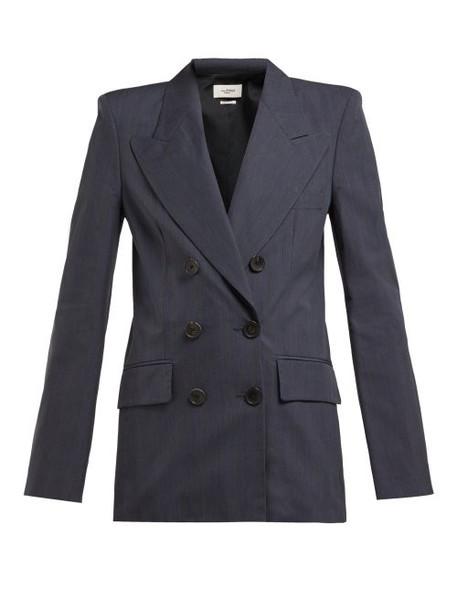 blazer double breasted navy jacket
